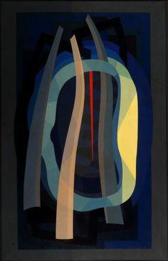 - Emilio Pettoruti, zima w Paryżu. Contemporary Abstract Art, Contemporary Artists, Modern Contemporary, January Art, Emilio, Paris, Pablo Picasso, Artist Painting, American Art