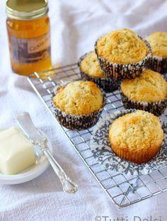 Honey-Butter Muffins | Tutti Dolci