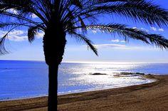 Benalmadena Beach, Costa del Sol