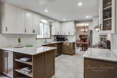 Fresco, Kitchen Island, Kitchens, Home Decor, Island Kitchen, Fresh, Kitchen, Interior Design, Cuisine
