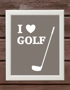 #golf I love golf! GOLF really rocks! @Joanne Garza i love this one for sure for a poster we can customize it or have it be the one everyone signs #ImportantThingsYouNeedToKnowInGolf