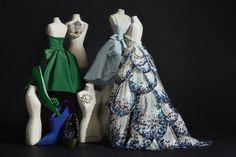 Les créations haute couture miniatures présentées en ce moment à la House of Dior de Séoul dans le cadre de l'exposition Dior Colors ont nécessité tou