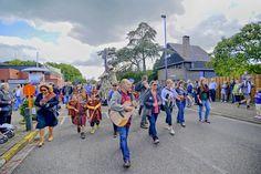 Keltische muziek bij de Wilde Man