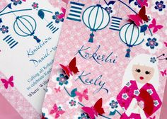 Japanese doll birthday party card stopboris Gallery