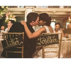 A perfect moment captured during this beautiful couple's wedding celebration. Featured in Baltimore Bride Magazine #love