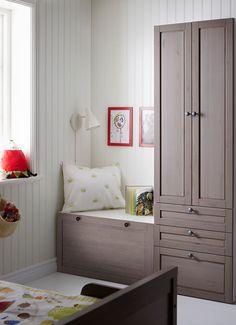 Crea un pequeño espacio personal en su propia habitación ¡será su rincón favorito!
