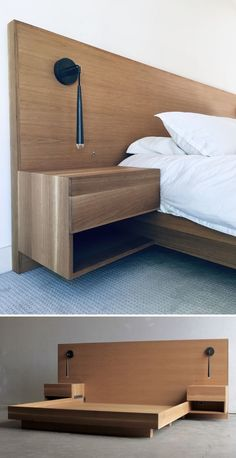 - Furniture Designs - Beds & Accessories - The Guinness The Kate by Project Sunday at Project Sunday Studio. Bed Frame Design, Bedroom Bed Design, Bedroom Furniture Design, Modern Bedroom Design, Home Room Design, Bed Furniture, Home Decor Bedroom, Modern Bed Designs, Furniture Makeover