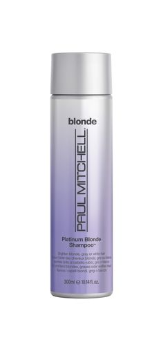 Platinum Blonde Shampoo    http://www.paul-mitchell.co.uk/products.php?pid=19