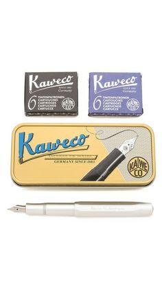 Kaweco Aluminum Sport Fountain Pen