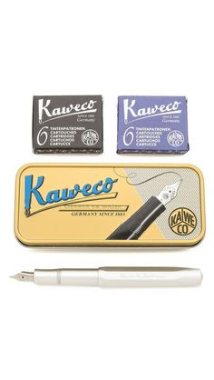 Kaweco Aluminum Sport Fountain Pen