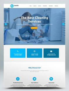 Multi-purpose Responsive HTML Templates Dry Cleaning Business, Html Website Templates, Pricing Table, We The Best, Latest Technology, Purpose, Modern, Design, Trendy Tree