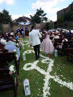 Monde and Brians wedding