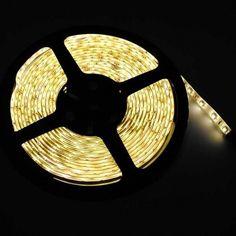 Taśma LED 300 Biała Ciepła niewodoodporna IP20