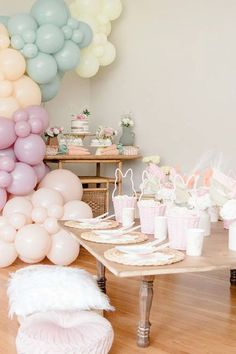 Take a look at this pretty boho Easter party! The table settings are magical! See more party ideas and share yours at CatchMyParty.com Easter Dinner, Easter Party, Birthday Parties, Birthday Cake, Party Activities, For Your Party, Party Photos, Party Favors, Place Cards