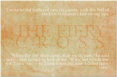 The Fiery Cross first & last sentence