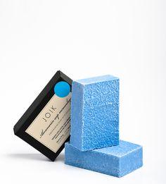 Aqamarine soap