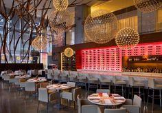 Aria Restaurant by Urszula Tokarska / Stephen R. Pile Architect in Toronto, Canada