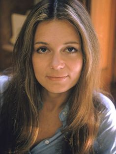 Gloria Steinem. An icon of all things.Strength of Women