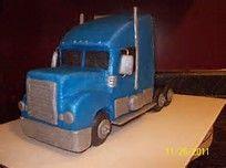 Semi Truck Cake - Bing Images