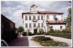 Penafiel Portugal, Villas, Classic Architecture, Mansions, House Styles, 1, Portuguese, Old Houses, Luxurious Homes