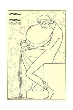 Acuarius , Wall Art and Home Décor at Art.com