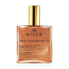 NUXE Huile Prodigieuse OR Multi-Usage Dry Oil - Golden Shimmer 100ml