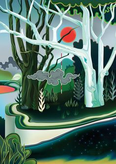 Illustrations by Sam Chivers (14)