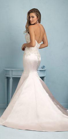 Allure Bridals Spring 2015