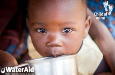 Salvadore, from Mauau in Mozambique, is just 11 months old and is at risk from the dirty water he has to drink. Will you help thousands of children like Salvadore this winter? http://goo.gl/RdY7lx