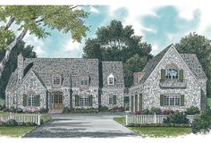 Linville House Plan - 2221