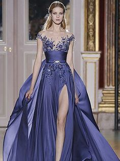 Zuhair Murad Fall 2012 Couture Collection. I love this designer.