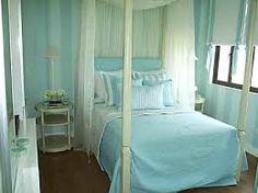 blue luxury bedroom - Google Search