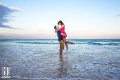 Charissa + Leonard   South Pointe Park Engagement