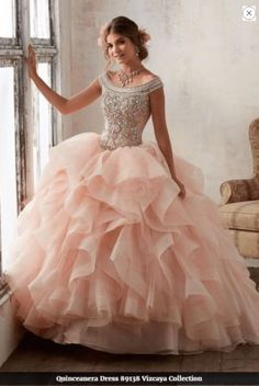 Vizcaya Collection   Quinceanera Dresses  