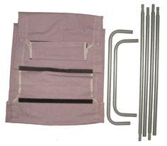 Cab child bunk, folding T5 4/2003-8/2015 – T6 9/2015-