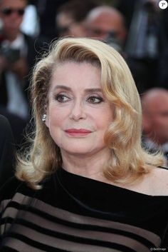 Catherine Deneuve Cannes2017