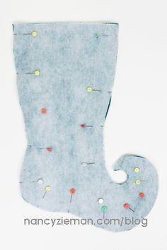 Sew a Creative Stocking with Nancy Zieman | Nancy Zieman Blog