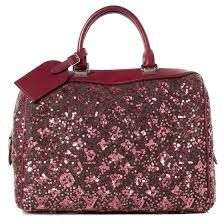Image result for louis vuitton sequin speedy