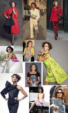 Nati Abascal, Style Icon