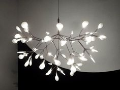 LED Contemporary Chandelier