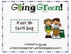 The Speech Space: Five Fab Freebies: Earth Day