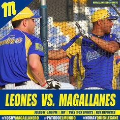 @Regrann from @magallanesbbc -  #JuegoDelDia | Hoy se jugará en el #JBP el sexto juego de la serie entre turcos y melenudos. Foto: @mauriciojcenteno  #Magallanes #YoSoyMagallanero #PaTodoElMundo #NoHayQuienLeGane #MagallanesEsVenezuela #LVBP #PlayOffs #Regrann