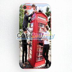 One Direction Tardis Doctor Who iPhone 5C Case | casefantasy