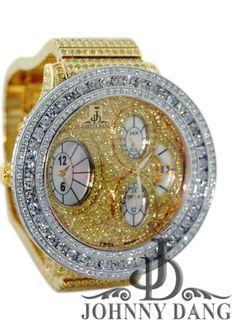 0999c46d05ab Diamond Watches   Jewelry ItsHot NYC Store