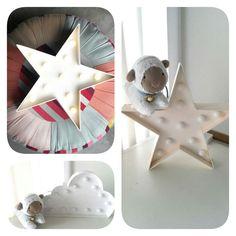 Lampara nube y estrella https://m.facebook.com/Pipe-pipon-198976750460779/?ref=bookmarks