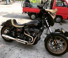 Scarpe Nero Harley davidson Cartbridge Uomini Harley