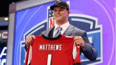 John Manasso: Falcons select Texas A&M's Matthews with first draft pick | FOX Sports on MSN