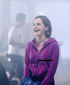 """Emma in """"Harry Potter And The Deathly Hallows part 1"""""""