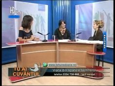 Emisiune [in direct]TV Hunedoara - partea intai Tv, Tvs, Television Set
