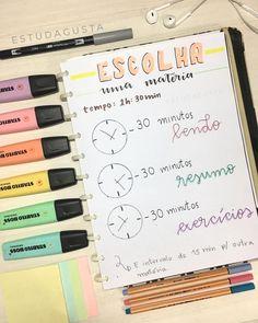Bullet Journal Planner, Bullet Journal School, Mental Map, Study Organization, Study Techniques, School Study Tips, Study Planner, Lettering Tutorial, Study Hard